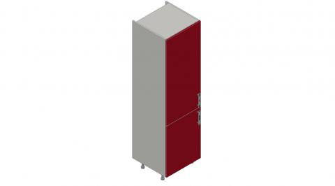 FOUCHARD - Armoire réfrigérateur encastrable
